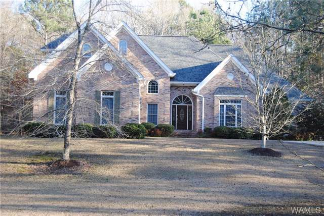 845 Berry Circle, FAYETTE, AL 35555 (MLS #136611) :: The Advantage Realty Group