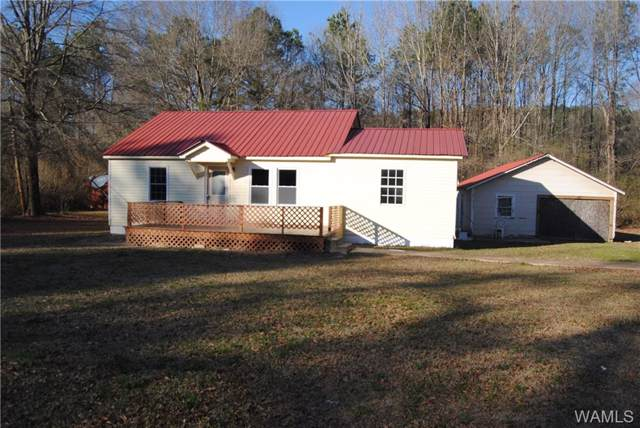 121 County Road 140, FAYETTE, AL 35555 (MLS #136662) :: The Advantage Realty Group