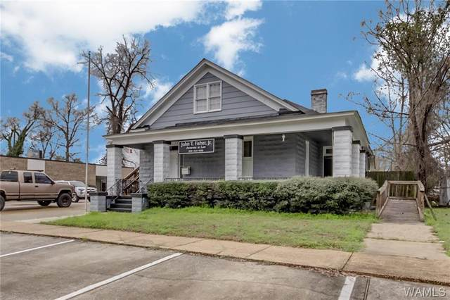 1406 22nd Avenue, TUSCALOOSA, AL 35401 (MLS #136924) :: The Gray Group at Keller Williams Realty Tuscaloosa