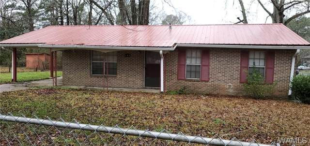 402 Harris Avenue, EUTAW, AL 35462 (MLS #136935) :: The Gray Group at Keller Williams Realty Tuscaloosa