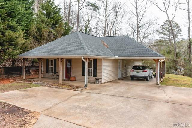 10852 W Manor Drive, COTTONDALE, AL 35453 (MLS #137013) :: The Advantage Realty Group