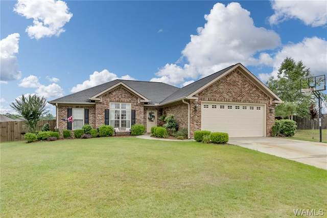 12574 Willow View Circle, NORTHPORT, AL 35475 (MLS #137016) :: The Advantage Realty Group