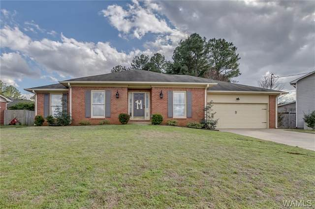337 Fort Sumter Circle, TUSCALOOSA, AL 35406 (MLS #137163) :: The Alice Maxwell Team