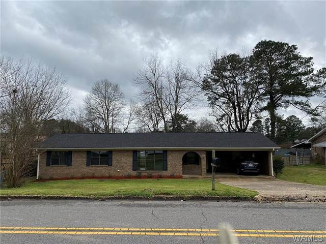 3103 32nd Street, NORTHPORT, AL 35476 (MLS #137217) :: The Advantage Realty Group