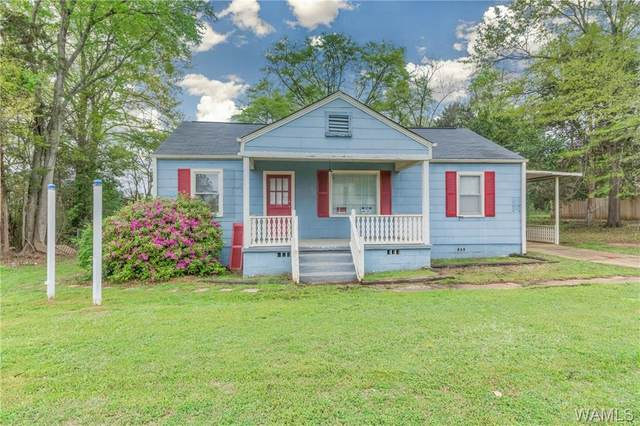 870 Redmont Drive, TUSCALOOSA, AL 35404 (MLS #137378) :: The Advantage Realty Group