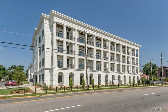 510 13TH Street #202, TUSCALOOSA, AL 35401 (MLS #137395) :: The Advantage Realty Group