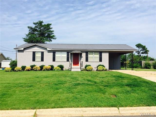 2020 3rd Court E, TUSCALOOSA, AL 35401 (MLS #137542) :: The Gray Group at Keller Williams Realty Tuscaloosa