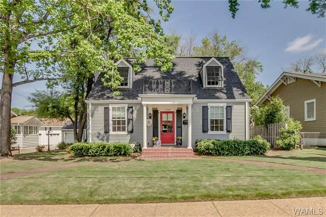 1702 9th Street, TUSCALOOSA, AL 35401 (MLS #137595) :: The Advantage Realty Group