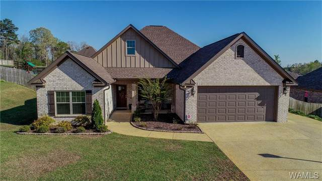 11422 Landon Drive, NORTHPORT, AL 35475 (MLS #137599) :: The Advantage Realty Group