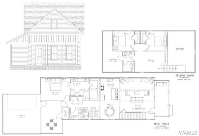 1520 Stillwater Circle Lot 3, TUSCALOOSA, AL 35406 (MLS #137638) :: The Advantage Realty Group
