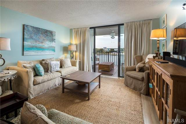 28783 Perdido Beach Boulevard 412N, ORANGE BEACH, AL 36561 (MLS #137647) :: The Advantage Realty Group