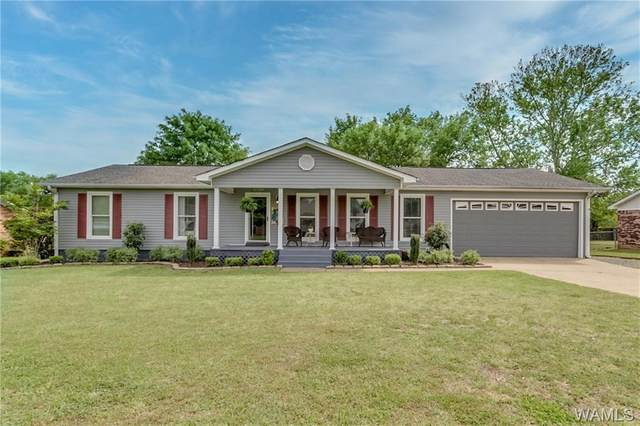 3973 Brentwood Street, NORTHPORT, AL 35475 (MLS #137702) :: The Advantage Realty Group