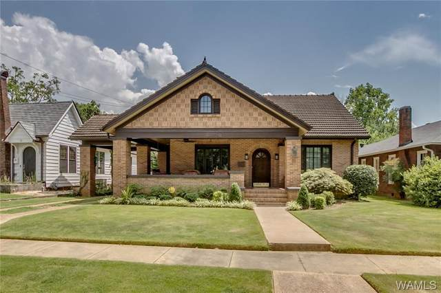 14 Oakwood Court, TUSCALOOSA, AL 35401 (MLS #137722) :: The Advantage Realty Group