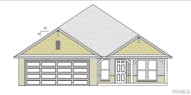 13003 Rolling Meadows Circle, NORTHPORT, AL 35473 (MLS #137850) :: The K|W Group