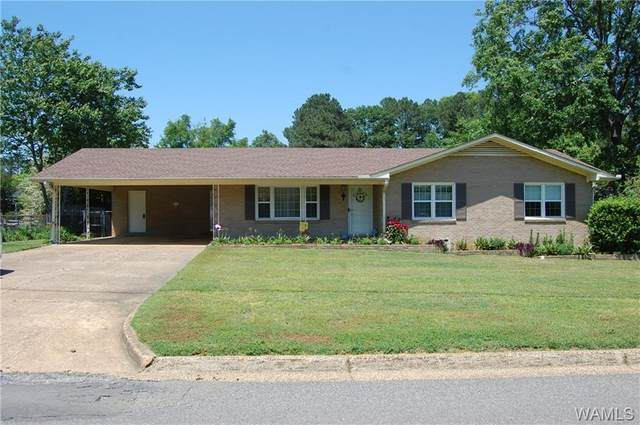 3204 32nd Street, NORTHPORT, AL 35476 (MLS #138094) :: The Advantage Realty Group