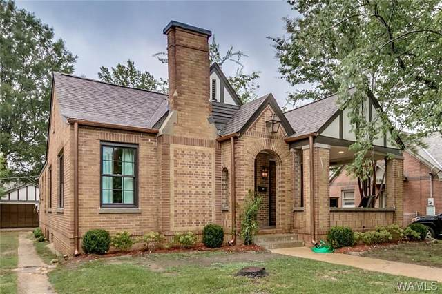 1025 Myrtlewood Dr, TUSCALOOSA, AL 35401 (MLS #138235) :: The Gray Group at Keller Williams Realty Tuscaloosa