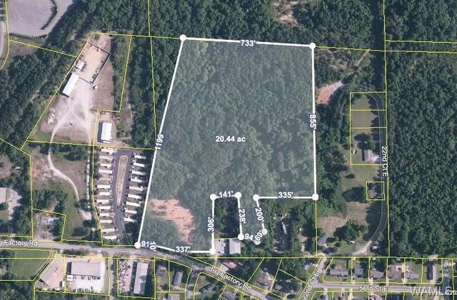 0 Jug Factory Road, TUSCALOOSA, AL 35405 (MLS #138264) :: The Advantage Realty Group
