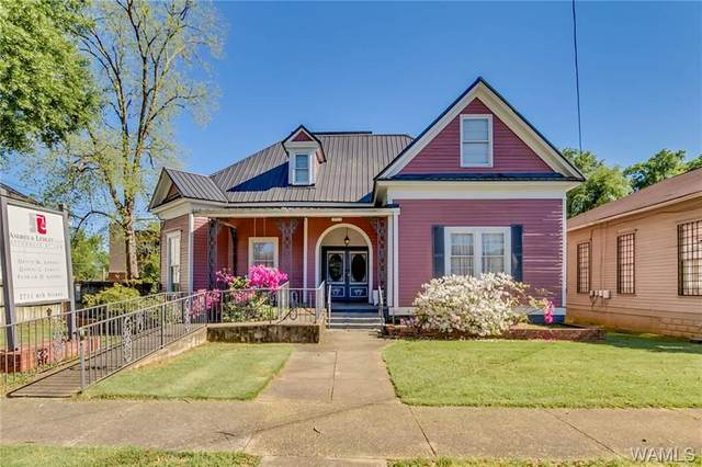 2711 6th Street, TUSCALOOSA, AL 35401 (MLS #138270) :: The Advantage Realty Group
