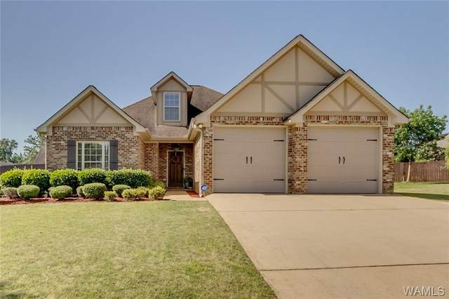 3621 White Oaks Ridge, TUSCALOOSA, AL 35406 (MLS #138310) :: The K|W Group