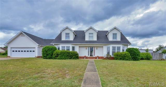 6334 Hibiscus Lane, NORTHPORT, AL 35473 (MLS #138351) :: The Advantage Realty Group