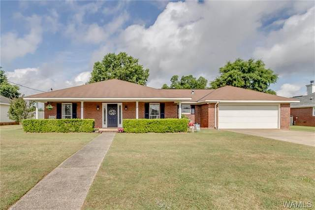 10440 Sunnyland Drive, TUSCALOOSA, AL 35405 (MLS #138360) :: The Alice Maxwell Team