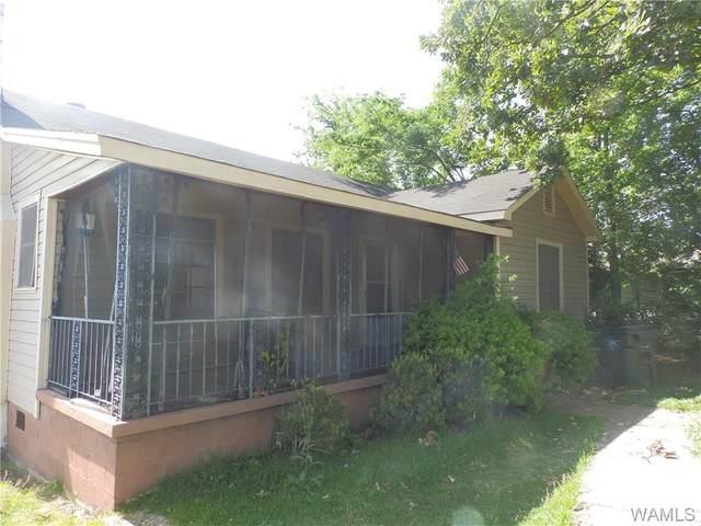 310 25th Ave, TUSCALOOSA, AL 35404 (MLS #138536) :: The Gray Group at Keller Williams Realty Tuscaloosa