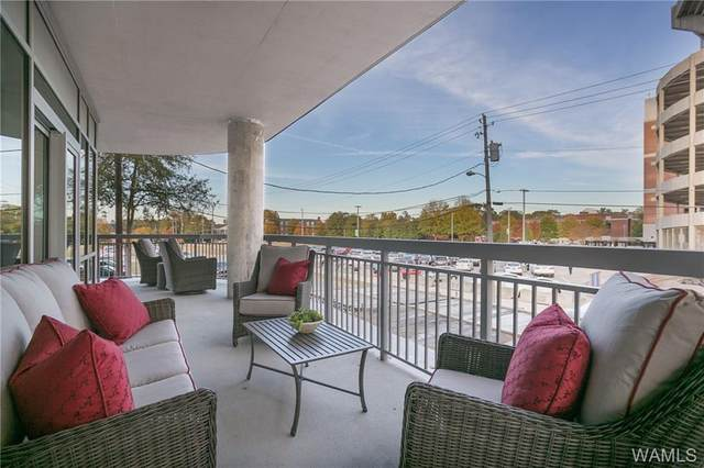 1150 8th Street #418, TUSCALOOSA, AL 35401 (MLS #138725) :: Caitlin Tubbs with Hamner Real Estate