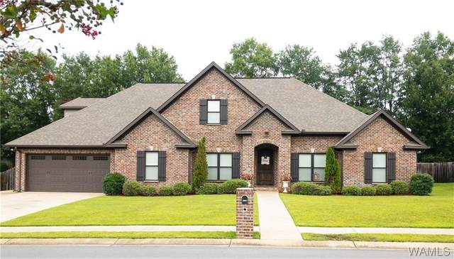 1540 Waterford Lane, TUSCALOOSA, AL 35405 (MLS #138887) :: Caitlin Tubbs with Hamner Real Estate