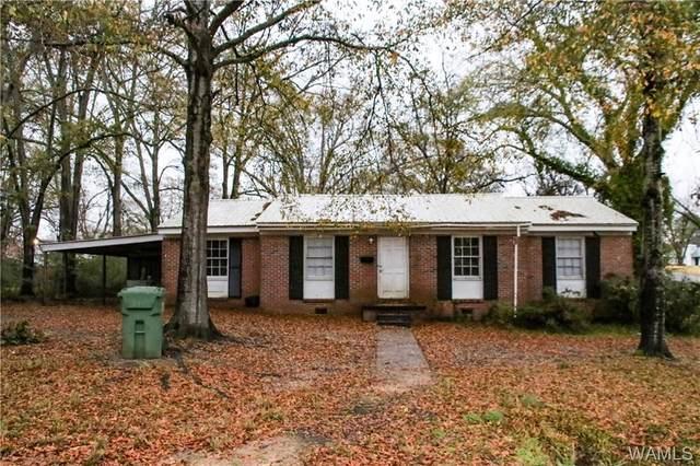 109 Tucker Street, LINDEN, AL 36748 (MLS #138920) :: The Gray Group at Keller Williams Realty Tuscaloosa