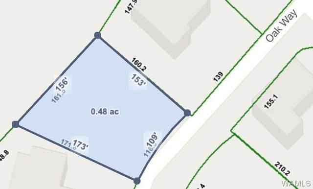 Lot 1 Oak Way, NORTHPORT, AL 35473 (MLS #138980) :: The K|W Group