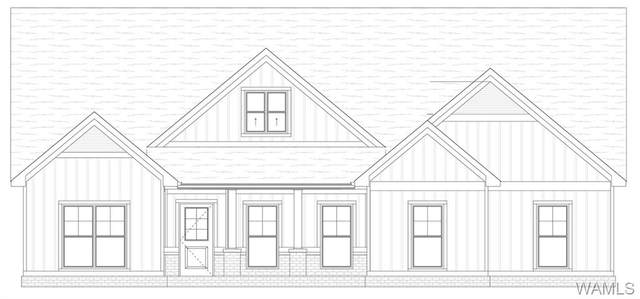 1 Rising Tide, NORTHPORT, AL 35475 (MLS #139000) :: The Advantage Realty Group