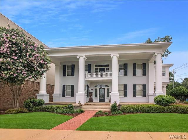 1904 University Boulevard, TUSCALOOSA, AL 35401 (MLS #139156) :: The Gray Group at Keller Williams Realty Tuscaloosa