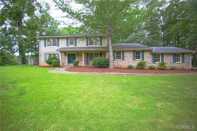 4820 Woodland Forrest Drive, TUSCALOOSA, AL 35405 (MLS #139191) :: The Advantage Realty Group