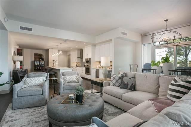 1150 8th Street Ph5, TUSCALOOSA, AL 35401 (MLS #139235) :: Caitlin Tubbs with Hamner Real Estate