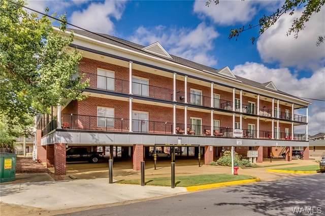 900 Red Drew Avenue #21, TUSCALOOSA, AL 35401 (MLS #139379) :: The K|W Group