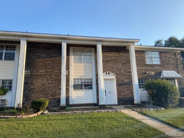 115 22nd Street N #115, TUSCALOOSA, AL 35406 (MLS #139384) :: The Advantage Realty Group