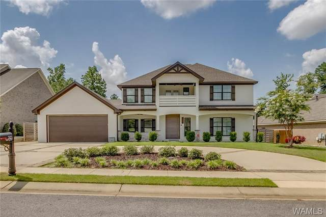 321 Turtle Bay Circle, NORTHPORT, AL 35473 (MLS #139449) :: The K|W Group