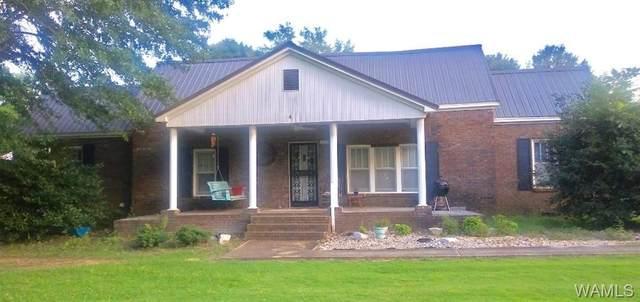 1417 Wolf Road, SULLIGENT, AL 35586 (MLS #139457) :: The Gray Group at Keller Williams Realty Tuscaloosa