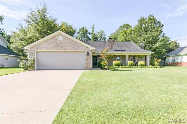 3805 Greenbrook Drive, NORTHPORT, AL 35475 (MLS #139545) :: The K|W Group