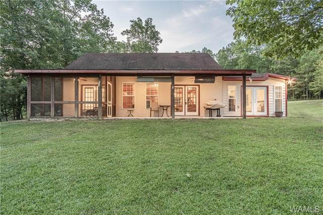 1529 Long Leaf Rd, Double Springs, AL 35553 (MLS #139966) :: The Alice Maxwell Team