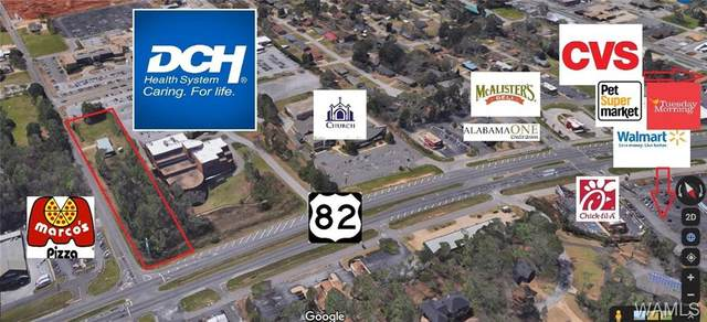 3000 Hospital Drive, NORTHPORT, AL 35476 (MLS #140166) :: The Advantage Realty Group