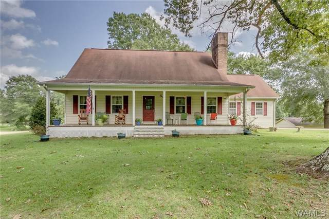 16612 Shadow Wood Road, KNOXVILLE, AL 35469 (MLS #140174) :: Caitlin Tubbs with Hamner Real Estate