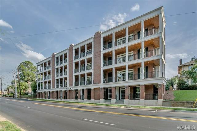 1501- University Boulevard #201, TUSCALOOSA, AL 35401 (MLS #140179) :: The Advantage Realty Group