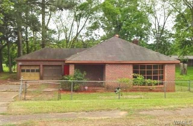 714 Greensboro Street, EUTAW, AL 35462 (MLS #140214) :: The Gray Group at Keller Williams Realty Tuscaloosa
