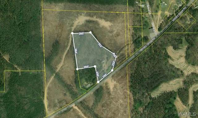1040 Military Grove Rd, SULLIGENT, AL 35586 (MLS #140268) :: The K|W Group