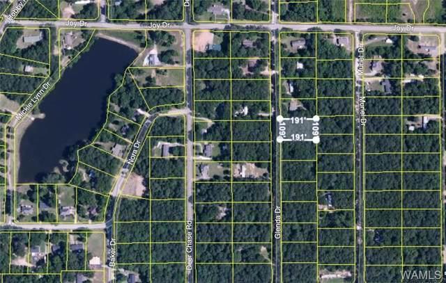 0 Glenda Drive, VANCE, AL 35490 (MLS #140283) :: Caitlin Tubbs with Hamner Real Estate