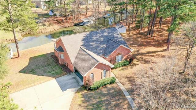 15145 Stonehedge Cliffs Road, NORTHPORT, AL 35475 (MLS #140285) :: The K|W Group