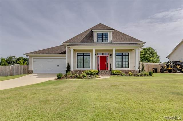4 Forest Lake Drive, TUSCALOOSA, AL 35401 (MLS #140378) :: The Advantage Realty Group