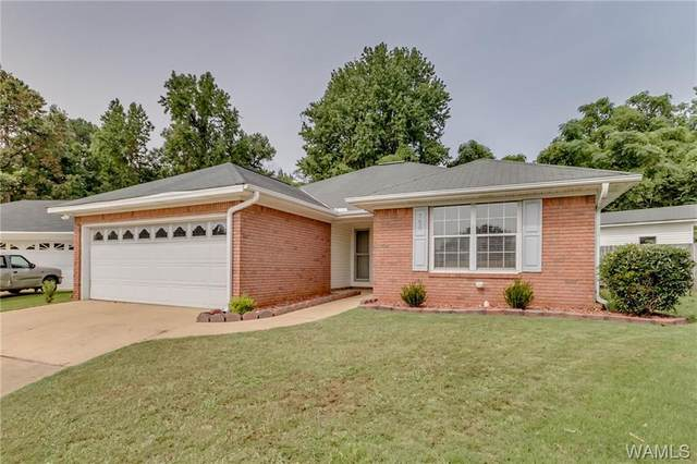 750 Weatherby Drive, TUSCALOOSA, AL 35405 (MLS #140452) :: Caitlin Tubbs with Hamner Real Estate