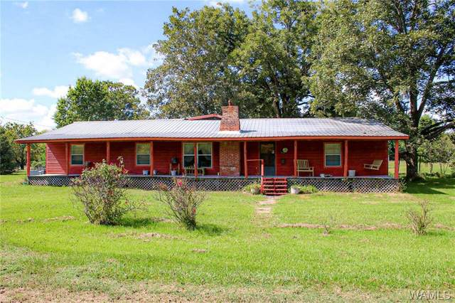 316 County Road 74, BOLIGEE, AL 35443 (MLS #140454) :: The Alice Maxwell Team